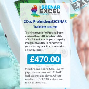 Professional SCENAR 2 Day Training Course